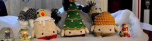Des décorations de Noël au crochet pour 2018