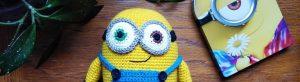 Tuto Minion au crochet : un ami pour l'été !