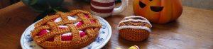 La Dînette de Lalu : douceurs d'automne au crochet