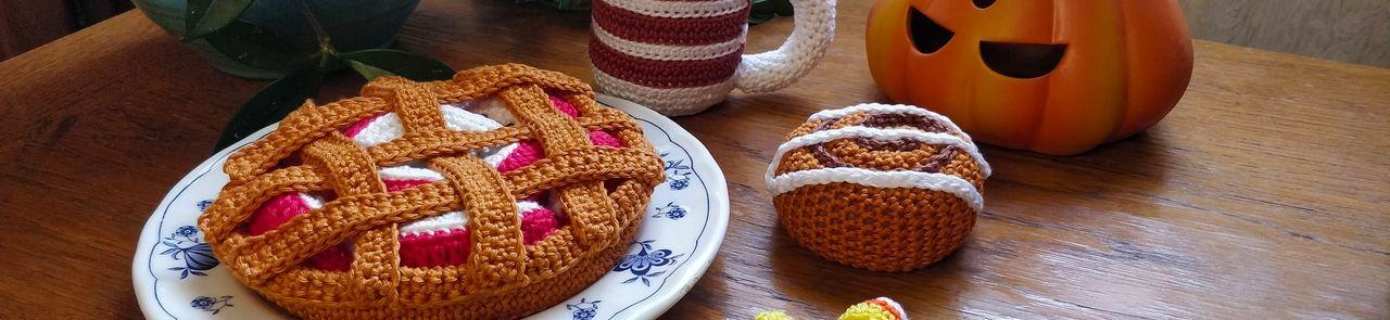 You are currently viewing La Dînette de Lalu : douceurs d'automne au crochet