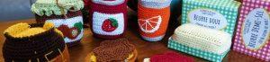 La Dînette de Lalu : Petit déjeuner au crochet