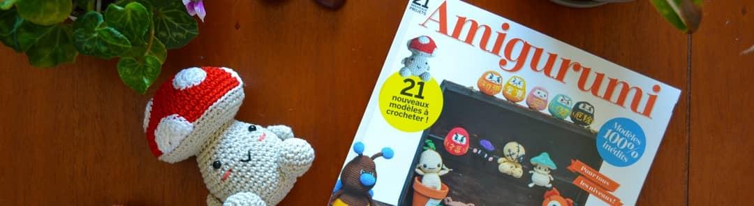 Le Journal de Lalu dans le magazine Amigurumi