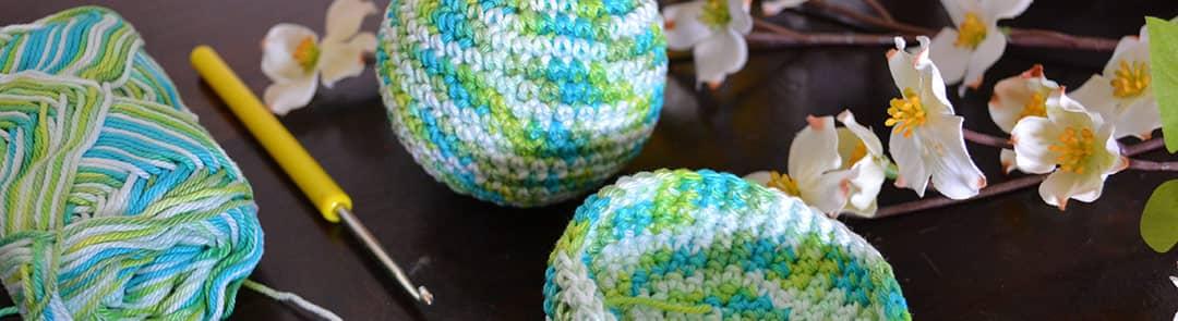 Apprends à crocheter en rond super facilement