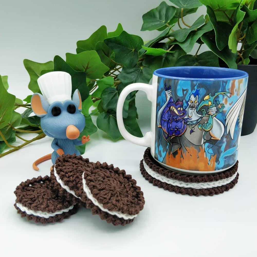 L'Univers de Lalu, Oreo au crochet