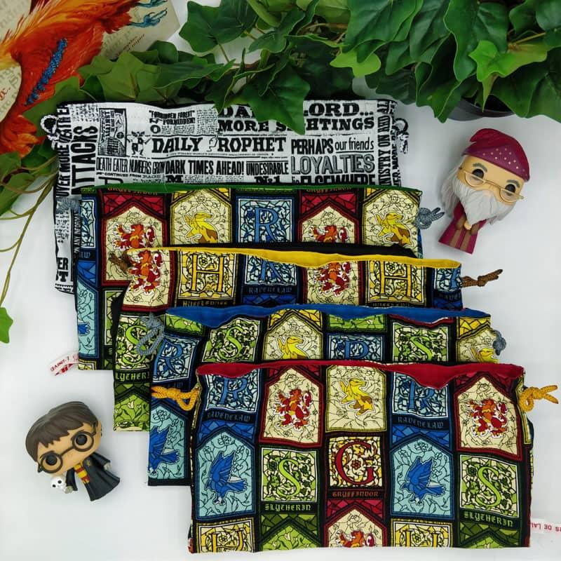 Nouvelle collection sacs à projet Harry Potter