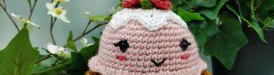 Read more about the article Cupcake d'amour de Maman, un adorable patron au crochet