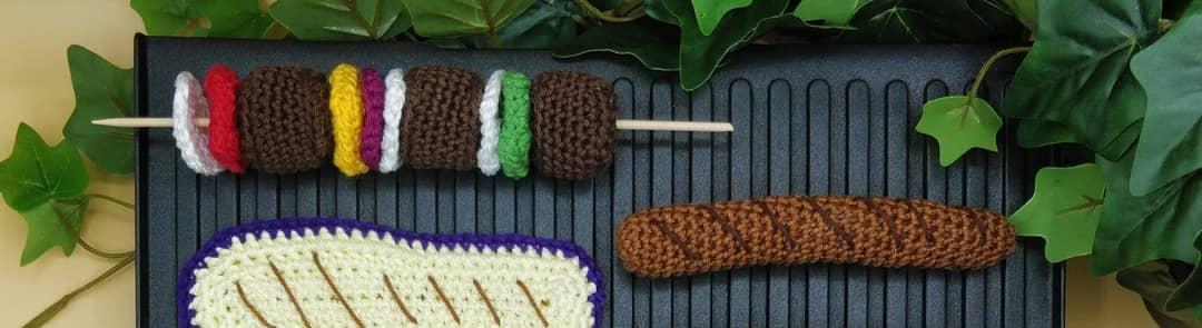 You are currently viewing Brochettes au crochet : une dînette super gourmande pour l'été