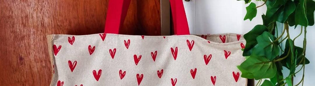 Coudre un joli sac cabas chic et rustique