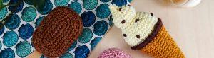 Read more about the article Fondez pour une glace au crochet, un patron fun et facile