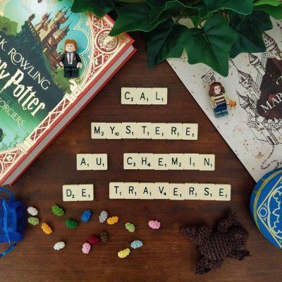 CAL Mystère au Chemin de Traverse, évènement crochet autour de l'Univers d'Harry Potter par l'Univers de Lalu
