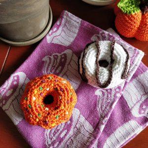 Le Journal de Lalu, donut au crochet