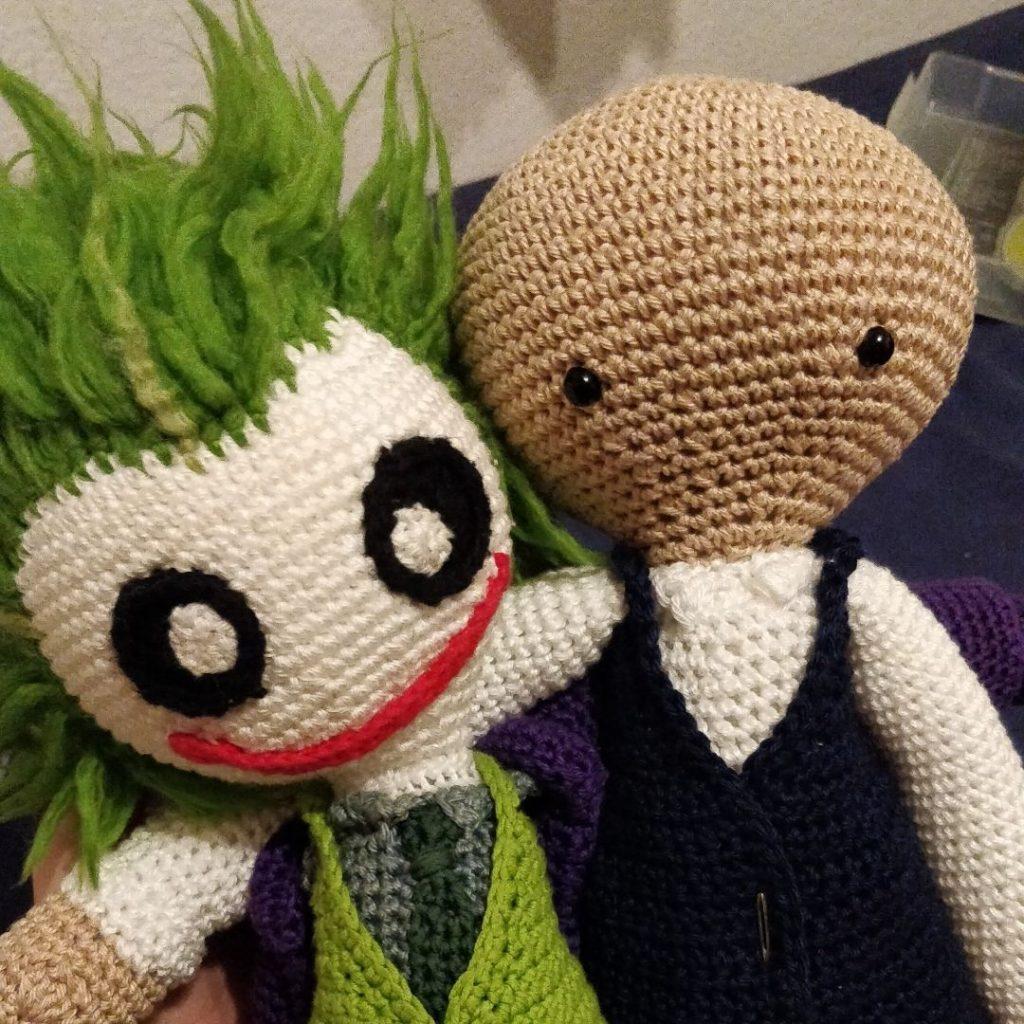 Le Journal de Lalu, blog crochet, customiser sa poupée Lalylala